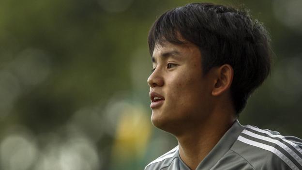 Takefusa Kubo: Real Madrid sign Japanese teenager from FC Tokyo thumbnail