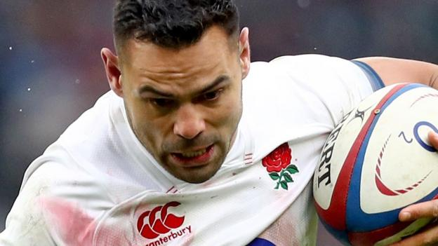 Ben Te'o: England centre says injuries made him consider his rugby-playing future thumbnail