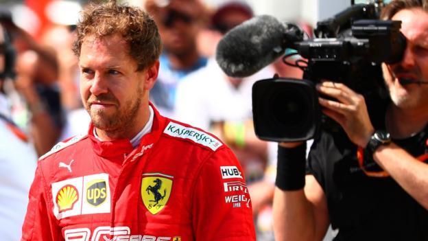 Sebastian Vettel: Ferrari appeal against five-second penalty thumbnail