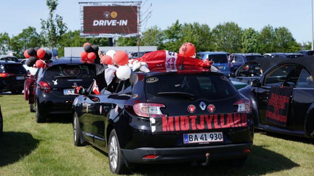 FC Midtjylland provide drive-in for return game against AC Horsens thumbnail