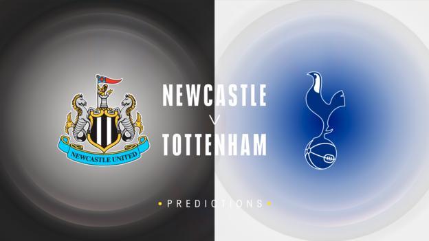Newcastle v Tottenham