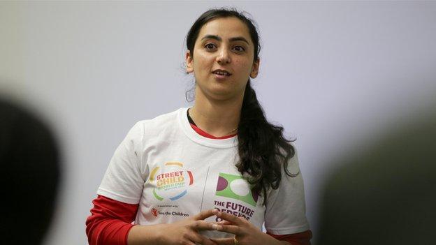 Khalida popale