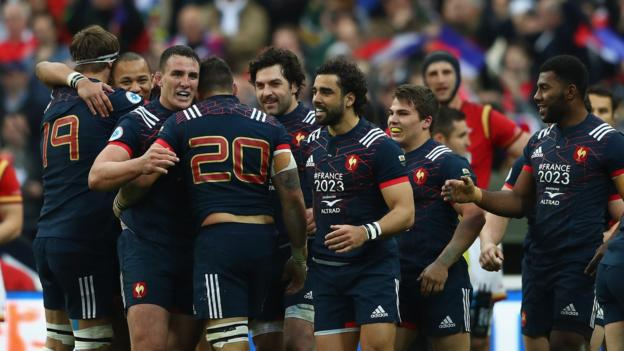 France v Wales: Six Nations officials to review incidents at end of game