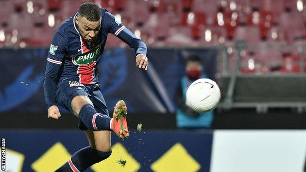 Kylian Mbappe, Paris St-Germain