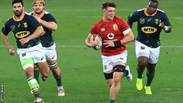 British and Irish Lions furious at having South African TMO for first Test against Springboks thumbnail