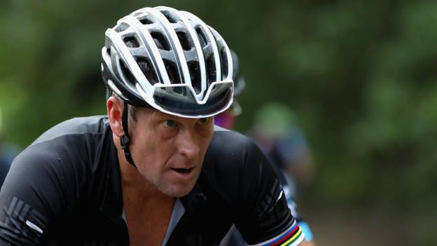 Lance Armstrong: I wouldn't change a thing about doping thumbnail