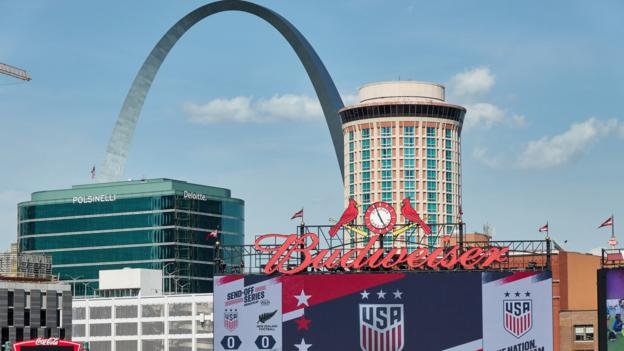 St Louis to join MLS in 2022 and become league's 28th team thumbnail