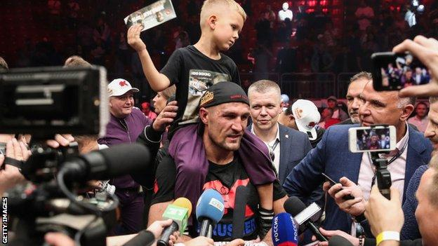 Kovalev has is now expected to face Saul 'Canelo' Alvarez