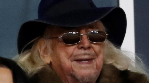 Blackpool: Owner Owen Oyston removed from League One club's board by receiver thumbnail