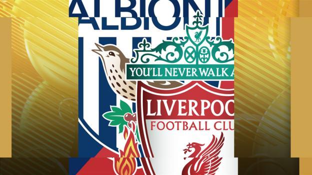 West Brom v Liverpool
