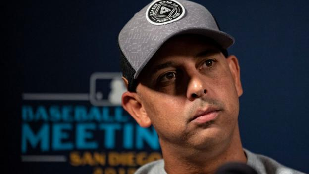 Alex Cora: Boston Red Sox sack manager for role in Houston Astros sign-stealing scandal thumbnail