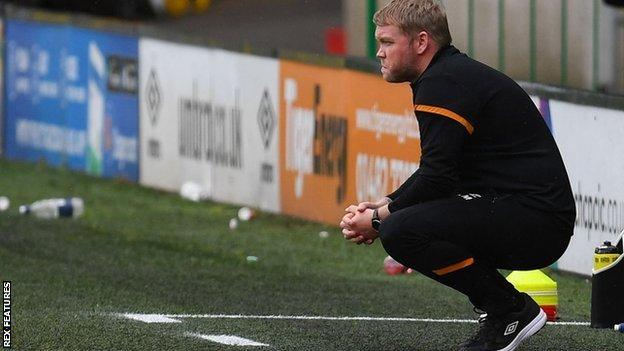 Hull boss Grant McCann