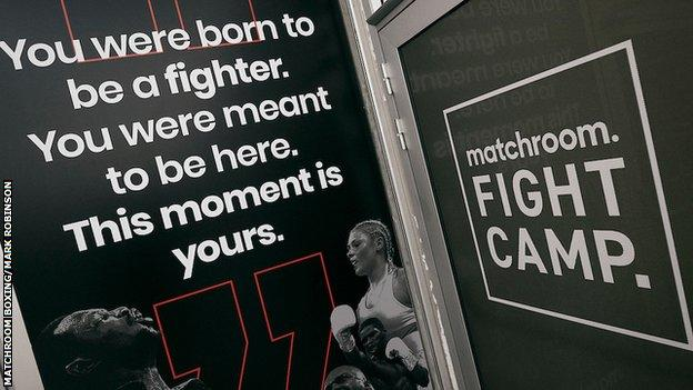 "Fighters were asked to ""seize the moment"" when given their chance to compete after the coronavirus shutdown"