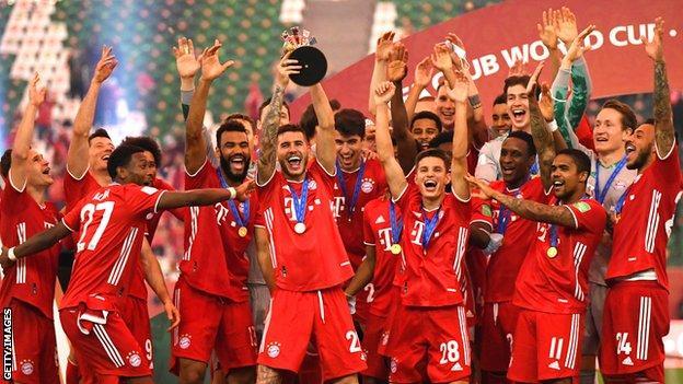 Bayern Munich win Club World Cup