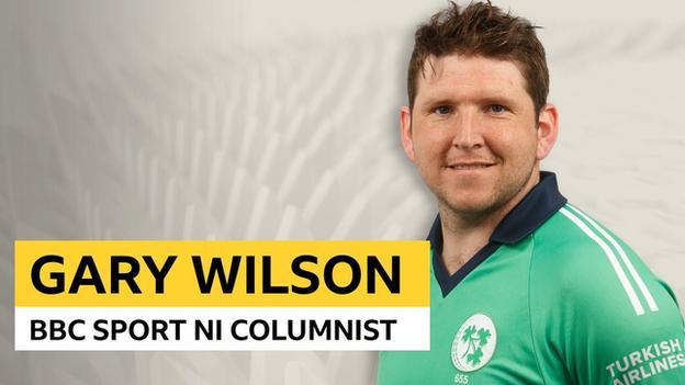 Ireland wicketkeeper-batsman Gary Wilson