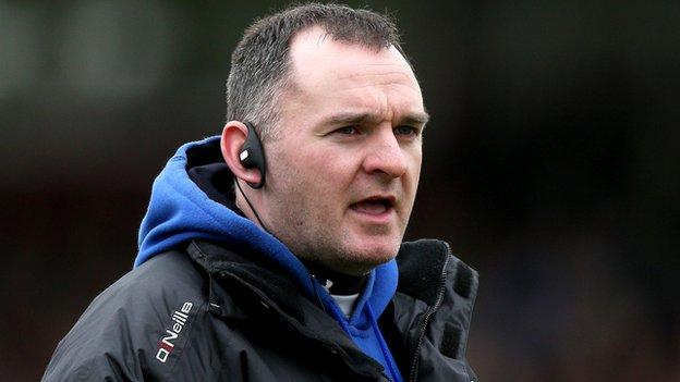 Former Armagh footballer is now manager of the county's GAA academy