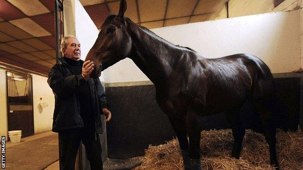 Jean-Claude Rouget and Almanzor
