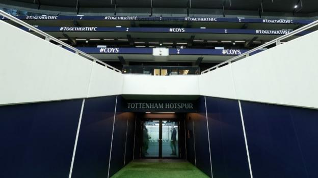 Tottenham Hotspur reverse furlough decision for non-playing staff thumbnail