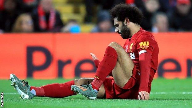 Mohamed Salah Liverpool Forward To Miss Egypt Games Bbc Sport