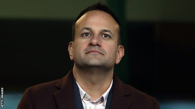Euro 2020: June 'too soon' for Dublin to host games with 25% capacity - Varadkar thumbnail