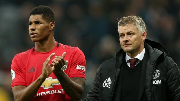 Manchester United: 'Touch and go' whether Marcus Rashford will play again this season thumbnail