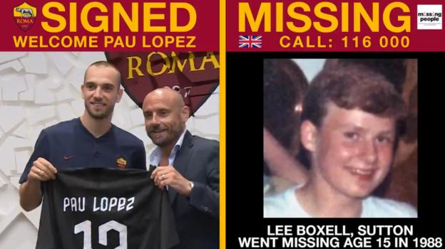 AS Roma: Why did Italian club decide to announce signings alongside missing children? thumbnail