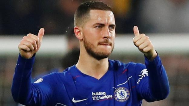 Eden Hazard: Maurizio Sarri says Chelsea must respect decision if forward wants to leave