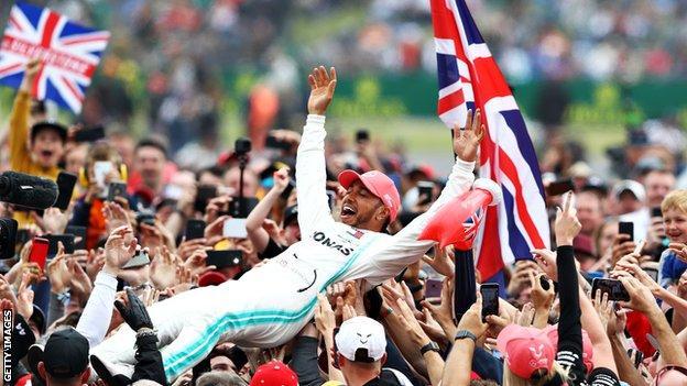 environment Lewis Hamilton