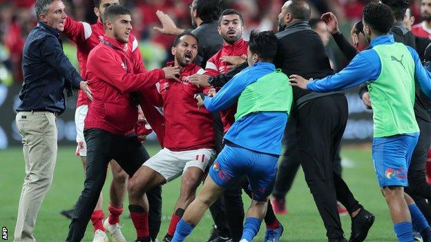 Al Ahly and Zamalek
