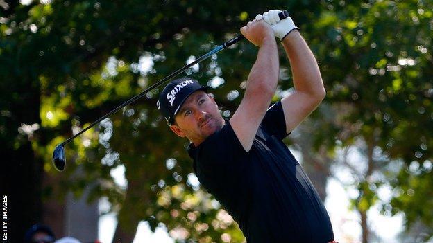 Graeme McDowell missed the cut at last week's Masters