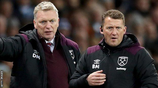 Billy McKinlay and David Moyes