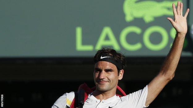 Roger Federer will not play at the French Open