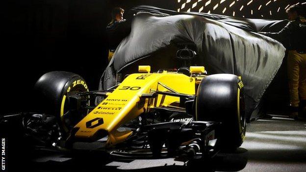 Renault car launch