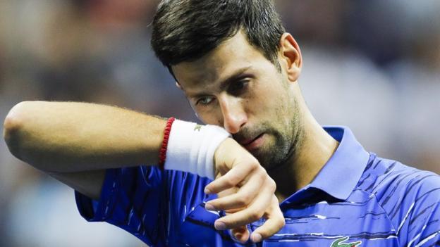 US Open: Defending champion Novak Djokovic pulls out