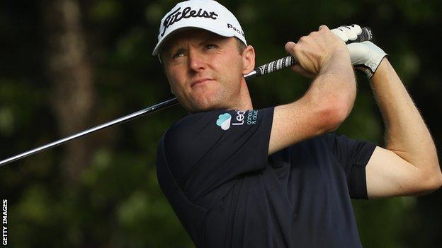 Belfast golfer Michael Hoey has won five European Tour events