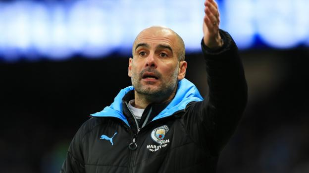 Pep Guardiola: I'll be judged a failure at Man City without Champions League win thumbnail