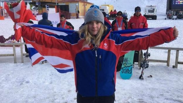 Ellie Soutter Foundation 'can end vicious cycle around athletes' funding' thumbnail