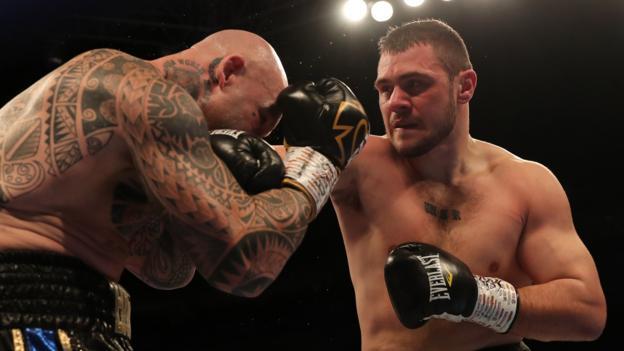 David Allen beats Australia's Lucas Browne for biggest win of career thumbnail
