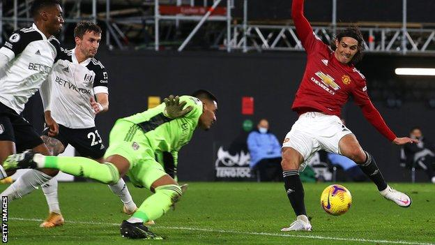 BPL Report (2021): Pogba fires Man Utd back to top with stunning winner against Fulham