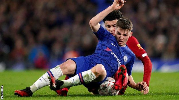 Billy Gilmour (Chelsea)