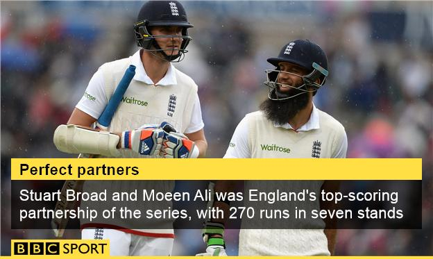 Stuart Broad and Moeen Ali stats graphic