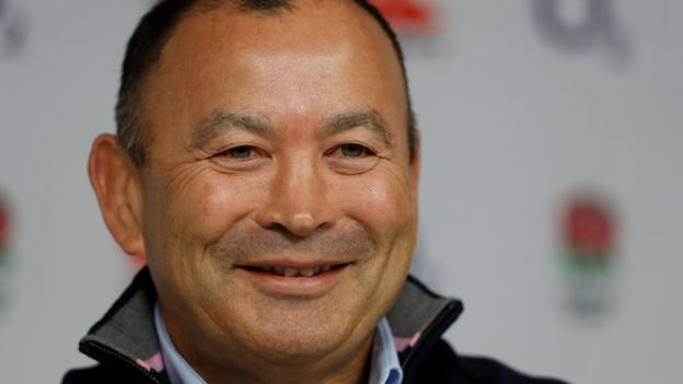 Six Nations: England squad the strongest I've had - Eddie Jones thumbnail