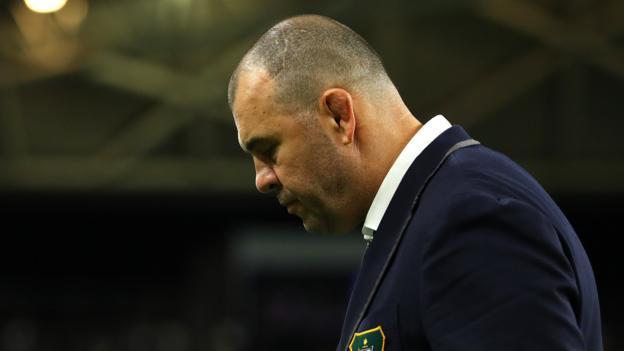 Rugby World Cup: Michael Cheika to quit as Australia coach thumbnail