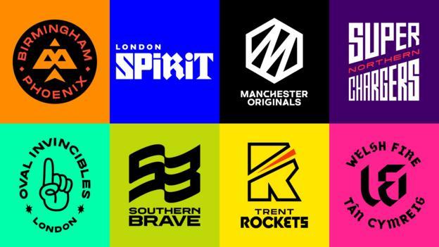 Hundred logos
