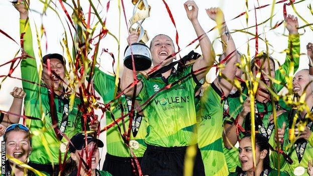 Western Storm won last year's Kia Super League 20-over competition