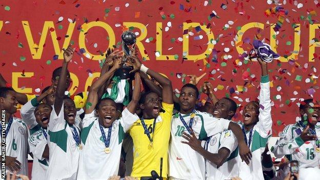 Nigeria win 2013 U-17 World Cup