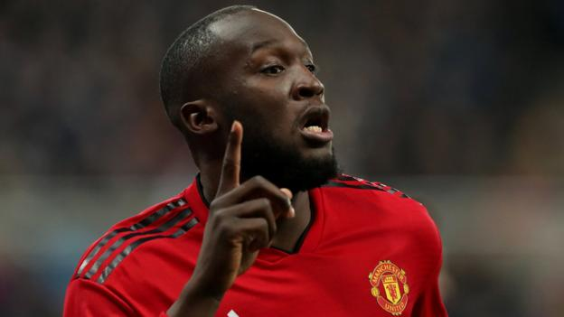 Romelu Lukaku: Man Utd striker big part of squad, says Ole Gunnar Solskjaer thumbnail