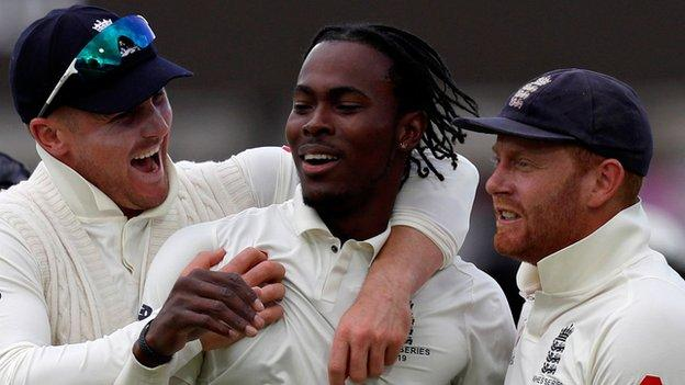 Jofra Archer: All you need to know about the England bowler