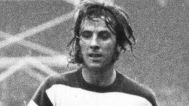 Stan Bowles played for QPR from 1972 to 1979