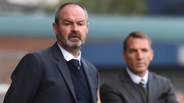 Celtic v Kilmarnock: cómo Steve Clarke ha frustrado a Brendan Rodgers